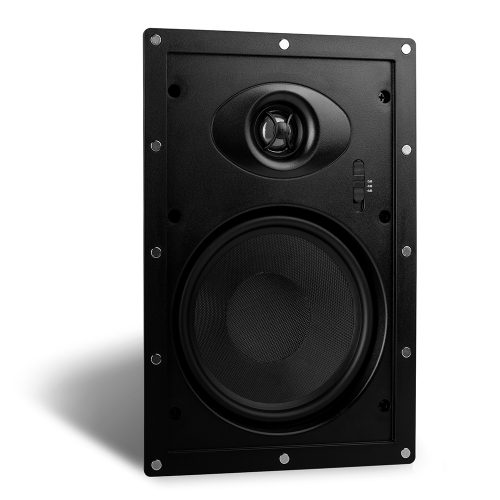 6-1/2″ 2-Way In-Wall Speaker Pair