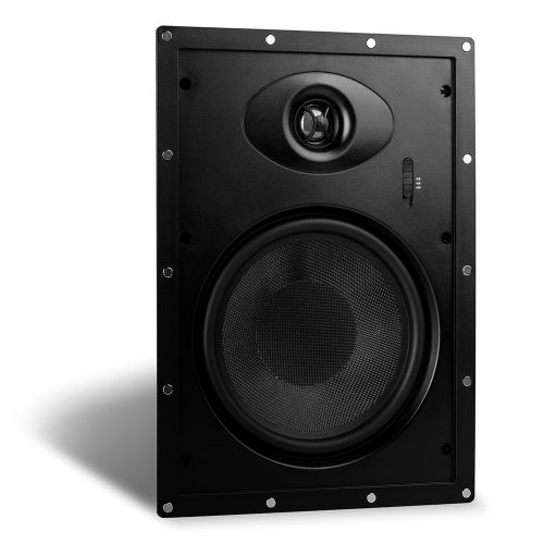 8″ 2-Way In-Wall Speaker Pair
