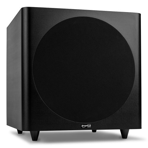 10″ 100 Watt Powered Subwoofer